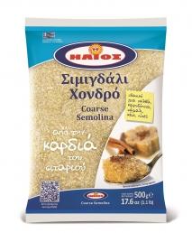 ΣΙΜΙΓΔΑΛΙ ΧΟΝΔΡΟ 12x500gr ΗΛΙΟΣ