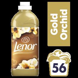 Lenor Μαλακτικό ΡούχωνGold orchid 1.4L (56 μεζούρες)
