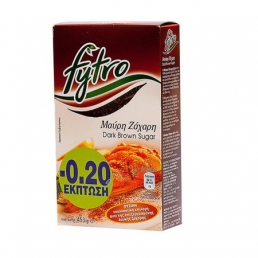 FYTRO  ΖΑΧΑΡΗ ΜΑΥΡΗ  500 g -0,20€
