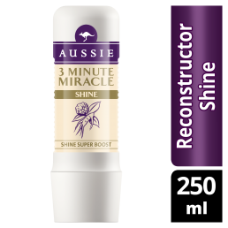 Aussie 3 Minute Miracle Shine Εντατική Μάσκα 250ml