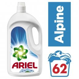 Ariel υγρό απορρυπαντικό Alpine 62 Μεζούρες