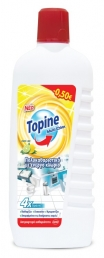 TOPINE MULTI CHLOR ΜΕΓ. ΕΠΙΦ. LE/LIME900ML-0,50€