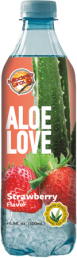 MODELLO ALOE VERA STRAWBERRY 500ML