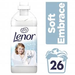 Lenor Μαλακτικό Ρούχων Soft Embrace  648 ml (26 μεζούρες)