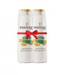 Pantene Σαμπουάν Απαλά & Μεταξένια για ξηρά ή φριζαρισμένα μαλλιά 360ml  1+1 ΔΩΡΟ