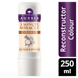 Aussie 3 Minute Miracle Colour Mate Εντατική Μάσκα 250ml