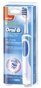 Oral-B Vitality TriZone - Επαναφορτιζόμενη Ηλεκτρική Οδοντόβουρτσα
