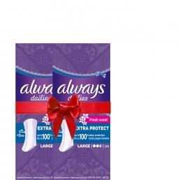 Always Σερβιετάκια Alldays Large Freshness (24τεμ) 1+1 ΔΩΡΟ