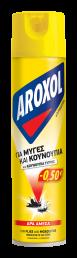 ΕΥΡΗΚΑ AROXOL ΕΝΤΟΜΟΚΤΟΝΟ 400ML