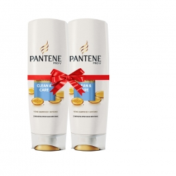Pantene Pro-V Classic Clean Conditioner για όλους τους τύπους μαλλιών 270ml  1+1 ΔΩΡΟ