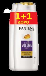 PANTENE ΣΑΜΠ ΟΓΚΟΣ 6x250ML+250ML ΔΩΡΟ