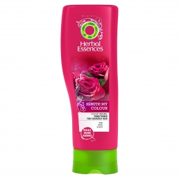 Herbal Essences Ignite my colour Χρώμα Στην Τρίχα Conditioner για βαμμένα μαλλιά 400ml