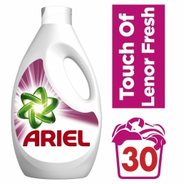 ARIEL ΥΓΡΟ TOUCH OF LENOR 4X30MEZ