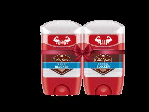 Old Spice Odor Blocker Fresh Αντιιδρωτικό & Αποσμητικό Στικ για Άντρες 50ml 1+1 ΔΩΡΟ