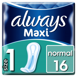 ALWAYS NORMAL PLUS 16x16