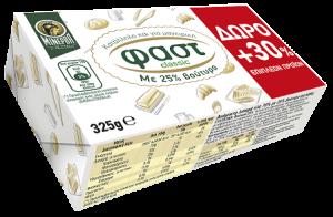 Μινέρβα Fast Classics με Βούτυρο  250gr +30% Προϊόν