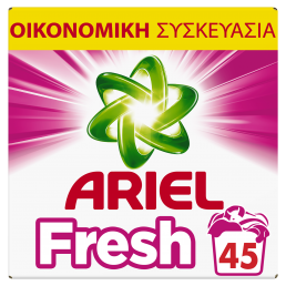 ARIEL TOUCH OF LENOR ΚΟΥΤΙ 45MEZ