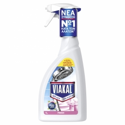 VIAKAL FRESH SPRAY 10Χ (750+250ML ΔΩΡΟ)