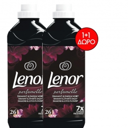 LENOR DIAMOND& LOTUS FLOWER 26ΜEZ 1+1 ΔΩΡΟ