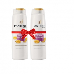 Pantene Pro-V Σαμπουάν Τέλειες Μπούκλες 360ml  1+1 ΔΩΡΟ