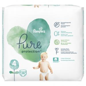 PAMPERS PURE ΜΕΓ 4 4Χ28 VP