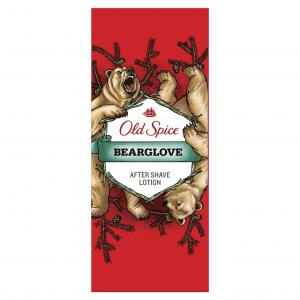 OLD SPICE AFTER SHAVE BEARGLOVE 6x100ML