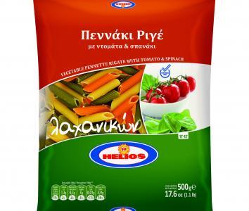 Ήλιος Πεννάκι Ριγέ Λαχανικών 500gr