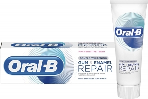 ORAL-B PASTE GUM&ENAMEL ORIGINAL 12X75ML