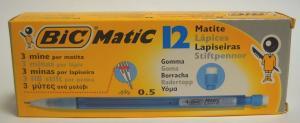 ΜΠΙΚ ΜΟΛΥΒΙ ΜΗΧAΝΙΚΟ MATIC SHIMMERS 0.5MM BX12