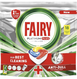 FAIRY CAPS PLATINUM PLUS ΛΕΜΟΝΙ 5X18