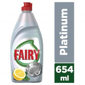 FAIRY PLATINUM ΛΕΜΟΝΙ 16X654ML