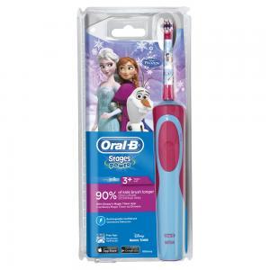 Oral-B Stages Power για παιδιά - Ηλεκτρική Οδοντόβουρτσα με τους χαρακτήρες του Frozen