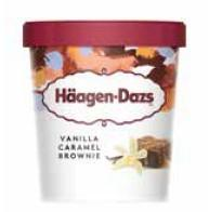 H-DAZS VANILLA CARAMEL BROWNIE 8x460ML