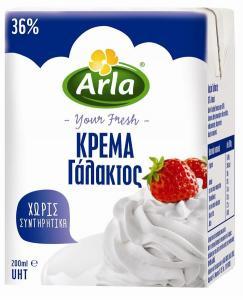 ARLA ΚΡΕΜΑ ΓΑΛΑΚΤΟΣ 36% 200ml