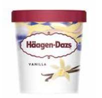Haagen - Dazs Minicups Vanilla 100ml
