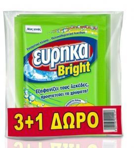 ΕΥΡΗΚΑ BRIGHT ΦΑΚΕΛΑΚΙ  60γρ 3+1ΔΩΡΟ
