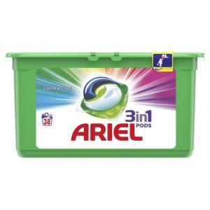 ARIEL PODS 3in1 COLOR 38TMX