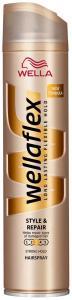 Wellaflex Hairspray Κράτημα & Αναδόμηση 250ml