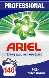 ARIEL PROFESSIONAL ΑΠΟΡ/ΚΟ ΣΚΟΝΗ -140ΠΛΥΣΕΙΣ PG PROFESSIONAL PGP
