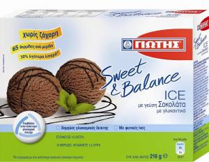 SWEET & BALANCE ICE ΣΟΚΟΛΑΤΑ