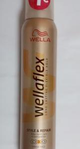 WELLAFLEX ΑΦΡΟΣ ΚΡΑΤ.&ΕΠΑΝΟΡΘΩΣΗ -1€ 6X200ML