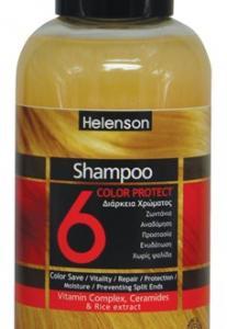 HELENSON SHAMPOO COLOR PROTECT 6 12x500ml