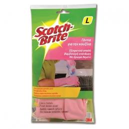 3M Scotch Brite γάντια για την κουζίνα Large !