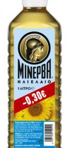 ΜΙΝΕΡΒΑ ΗΛΙΕΛΑΙΟ -0,30€  12x1L