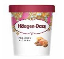 H-DAZS PRALINES & CREAM 8x460ML
