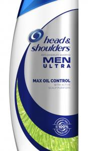 Head & Shoulders Σαμπουάν Max Oil Control 360ml
