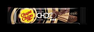 Σοκολατογκοφρέτα Chupa Chups Choco Crush Dark 27g (20τμχ)