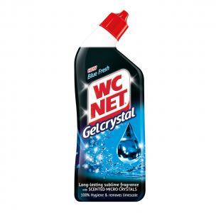 NET WC GEL CRYSTAL BLUE FRESH 12x750ml
