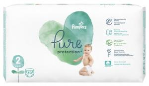 PAMPERS PURE ΜΕΓ 2 3Χ39 VP