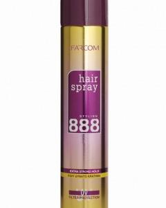 888 SPRAY LAC EXTRA STRONG HOLD 200ml